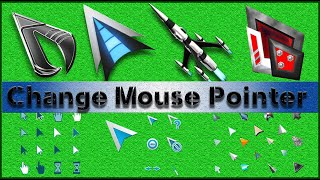 How To Change Mouse Pointer On Windows 10, 8, 7