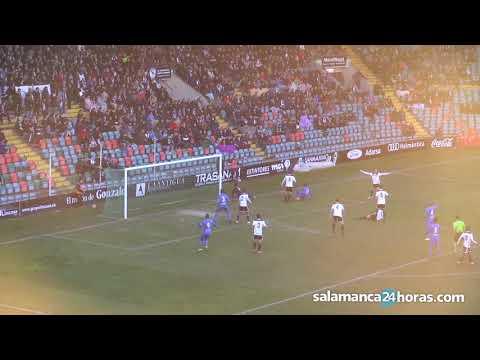 Resumen Salamanca CF UDS 1-2 CF Fuenlabrada | 2ª División B