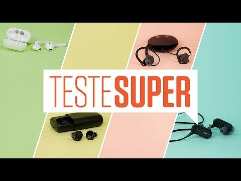Teste SUPER #23: Fones de ouvido para correr, qual é o melhor?