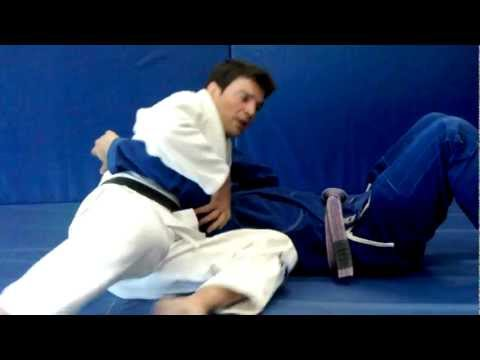 Jiu Jitsu Arm Bar From North South | Renzo Gracie Weston FL