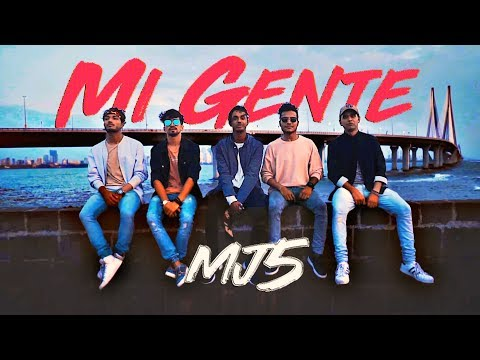 J. Balvin, Willy William - Mi Gente   MJ5 Official Dance Choreography Video