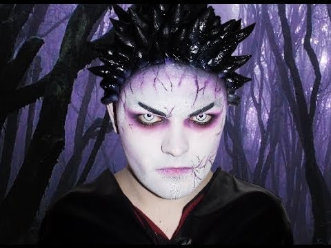 Horned Witch - Hansel and Gretel Witch Hunters - Makeup Tutorial!
