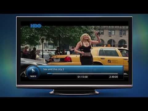 Instructivo del servicio dibox HD ofrecido por Atlántica Video Cable SA