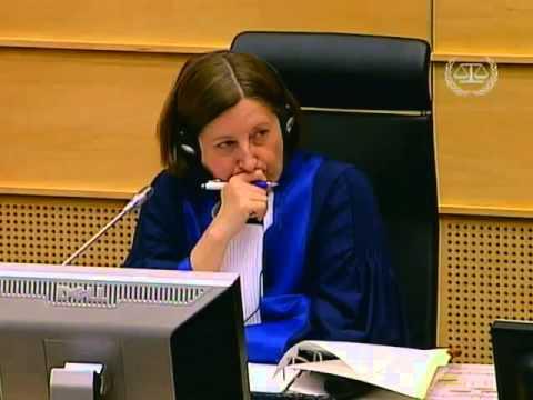 Conférence de mise en état dans l'affaire Le Procureur c. Charles Blé Goudé, CPI, 1er mai 2014