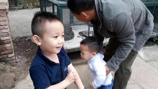 BẢO AN VÀ EM CU TÍT ĐI CHƠI CÔNG VIÊN [BABY GOES TO THE PARK]- BảoAn Kids TV