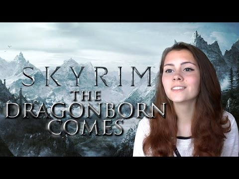media skyrim the dragonborn comes female cover by malukah