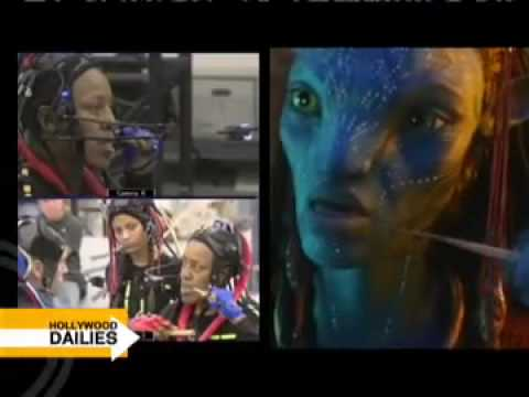 Avatar's James Cameron and stars Sam Worthington and Zoe Saldana PART 3