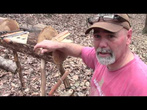 Woodcraft Making a Carving Bench in the Woods.mp3