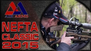 Air Arms at the NEFTA Classic 2015: Air Rifle Shooting Competition
