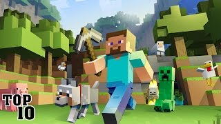 Top 10 Best Selling Video Games of All Time