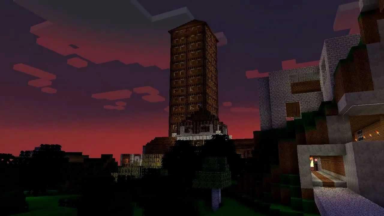 Minecraft Server Vorstellung