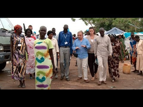 South Sudan: High Commissioner Visit