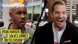 OFFICIAL TRAILER | Ryan Hansen Solves Crimes on Television* Season 2