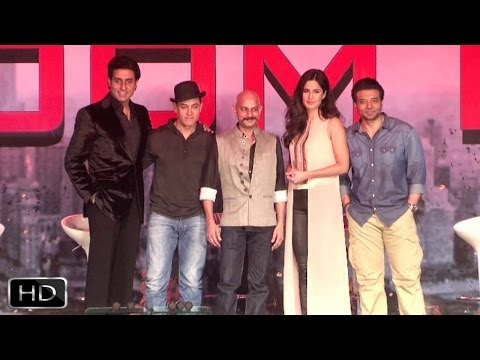 The Grand Dhoom 3 Press Conference