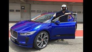 Jaguar I-Pace confirmado para Argentina