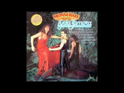 Monserate starring Lyda Zamora -When The Sun Goes Down- 1978 Disco/Latin