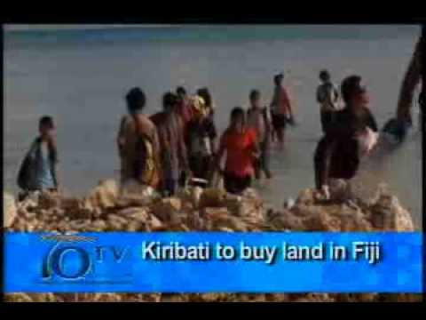 Kiribati To Buy Land In Fiji - VIDEO