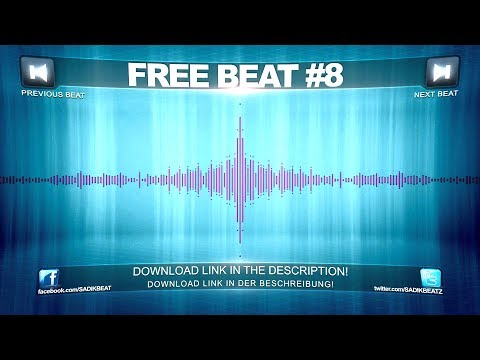 Deep Rap Instrumental - [free Beat #8] video