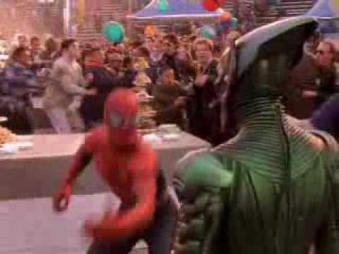 Green Goblin Smooth Criminal Video