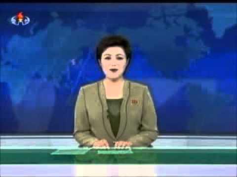조선중앙방송(북한, Korean Central Television) 130719 방송시작-보도-오늘호 중앙신문 개관