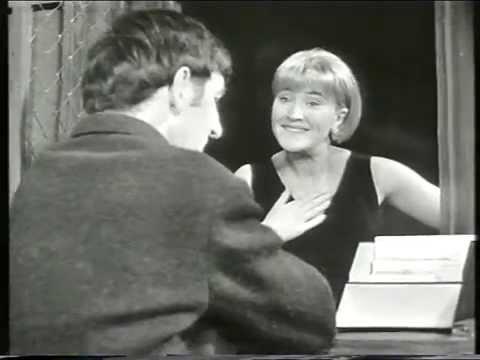 "Cabaret Lurelei. ""Nieuwe buren"". 1965."
