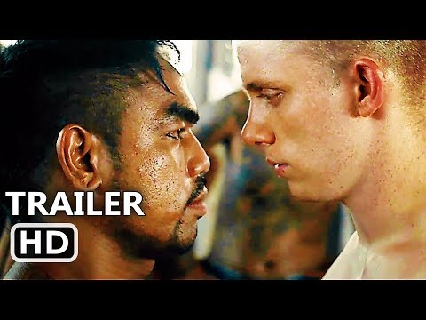 A PRAYER BEFORE DAWN Official Trailer (2017) Joe Cole, Action, Movie HD