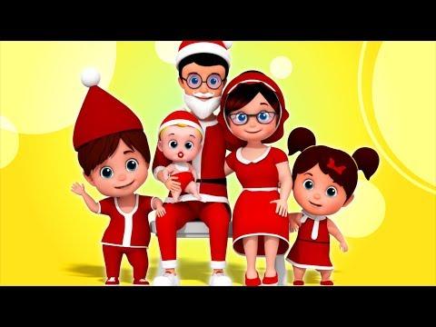 Finger Family | Junior Squad | Nursery Rhyme For Children | Kindergarten Song For Toddlers