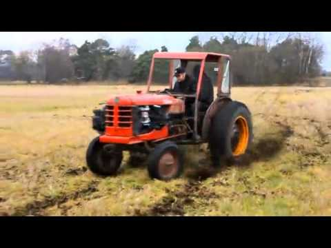 Турбо трактор