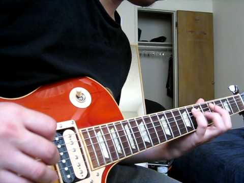 Dexterity by Adam Rogers (solo cover)