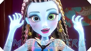 """MΟNSTER HIGH - """"Electric Fashion"""" SONG ! (Animation, 2017)"""