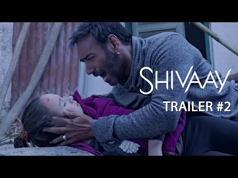 Shivaay - Official Trailer #2