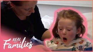 Kayla's Journey After Swallowing Bleach   Temple Street Children's Hospital Kayla's Story