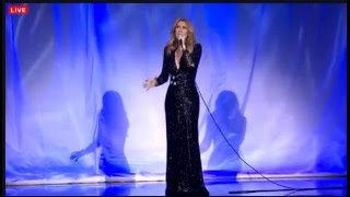Celine Dion returns to Las Vegas after Death of Husband Rene