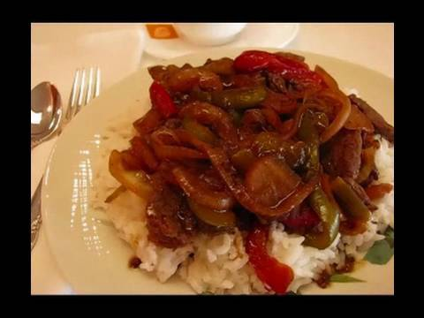 Sirloin Steak and Pepper Stir-Fry Recipe