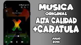 DESCARGAR MUSICA ORIGINAL EN ANDROID | THECRACKERMASTER122