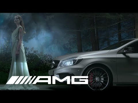 "A 45 AMG TV Commercial ""Three Steps"""