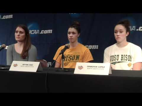 North Dakota State Post Game Conference 12/2/11
