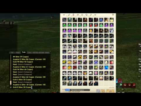 Archeage online Opening New jester coin purses 126 opened