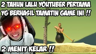 KEMBALI MEMAINKAN GAME UJI KESABARAN !! (Getting Over It)