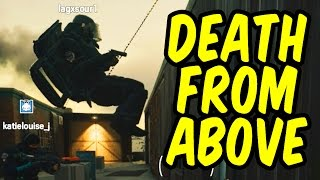 DEATH FROM ABOVE - Rainbow Six Siege Funny Moments & Epic Stuff