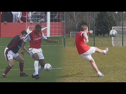 THE NEW THIERRY HENRY?