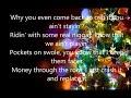 Wiz khalifa  - Hot Now (lyrics video)