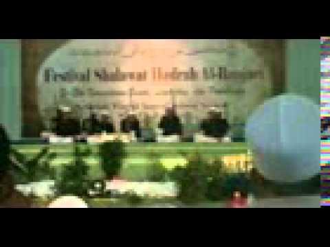 Muhibbin Al Hamidi Festival Al Banjari Stain Jember
