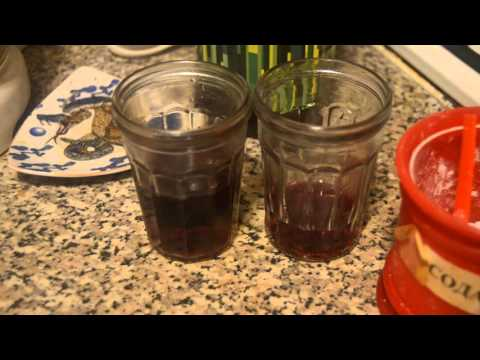 Видео как проверить вино на подлинность
