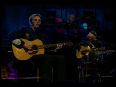 Eric Clapton tears In Heaven video