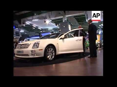 Africa's biggest car show in Johannesburg