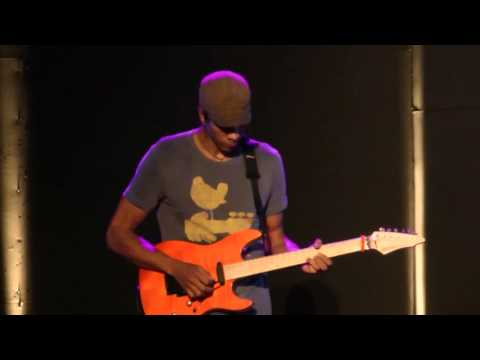 Going to California - Greg Howe/Stu Hamm/Dennis Chambers live @ Eddie Lang Jazz Festival 2011 (HD)
