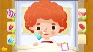 Trò chơi dành cho trẻ em - bé tập làm bác sĩ p2