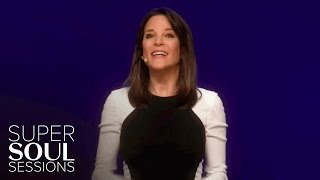 Marianne Williamson  How to Plug Into the Universe