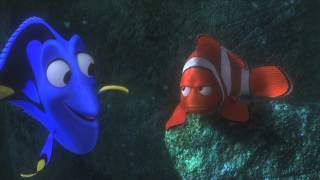 FINDING NEMO 3D Clip - 'Just Keep Swimming'